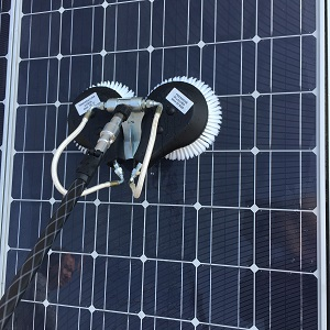 New Commercial Solar Panel Cleaning Technology