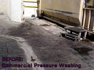 Pressure Washing Service Los Angeles