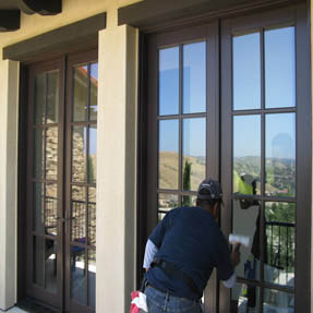 Window Cleaning Lader Ranch