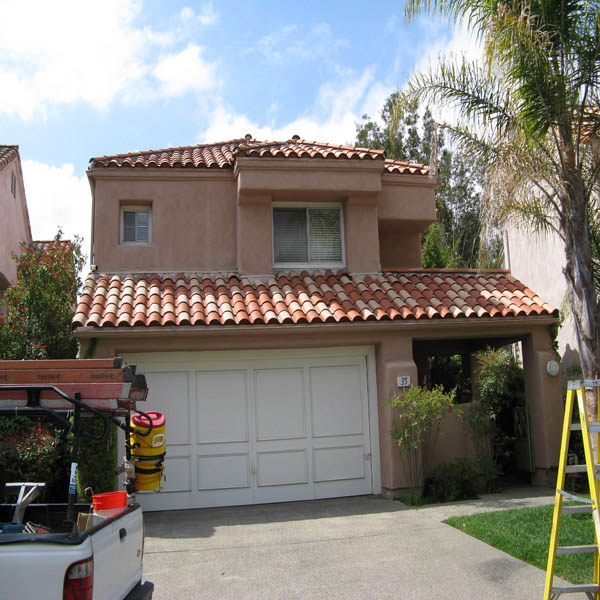 Roof Cleaning After Irvine